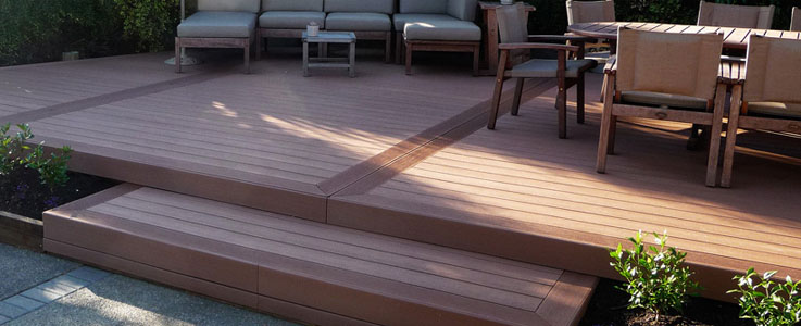 Decking Design, Installation and Fitting